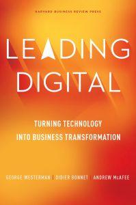 Leading Digital Book Cover