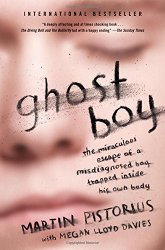 Ghost Boy Book Cover